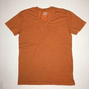 BDG Slim Fit V-neck T-shirt Size S